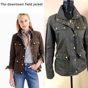NWOT J.Crew downtown field jacket